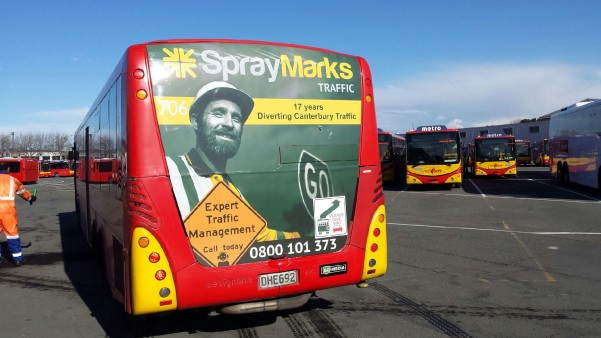 spraymarks